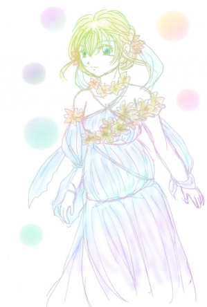 Flowergoddess